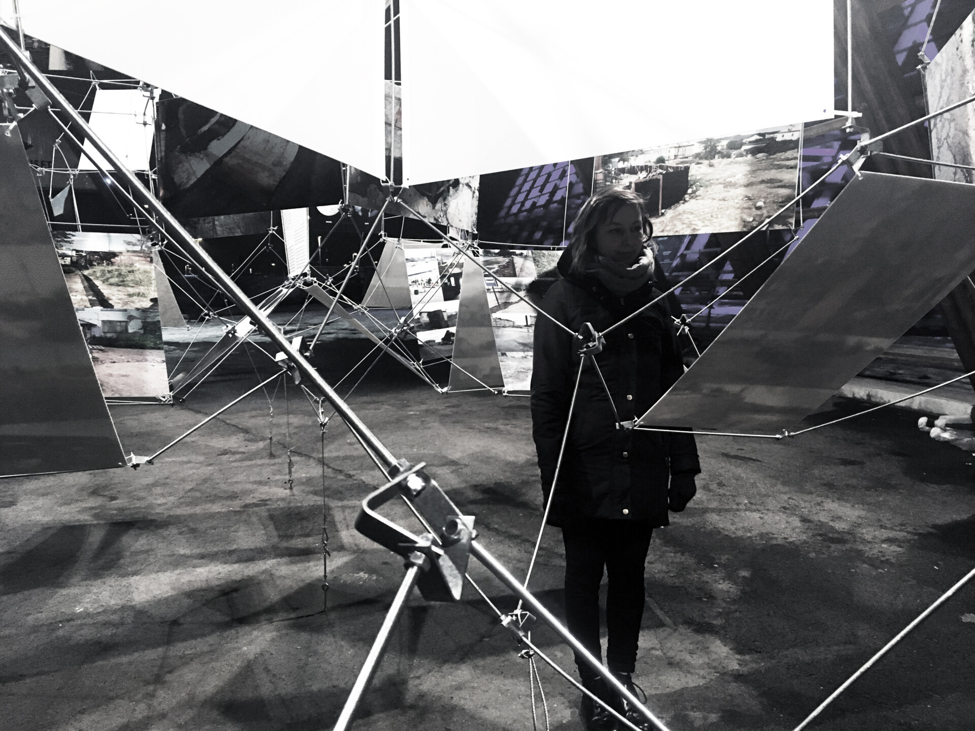 tatjana gorbachewskaja SALT Exhibition